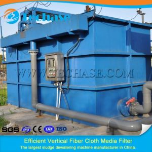 Rotary Fibre Disk Filtration pictures & photos