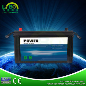 JIS Standard Lead Acid Maintenance Free Car Battery---12V N100