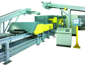 Consecutive Extruding Wall Panel Machine