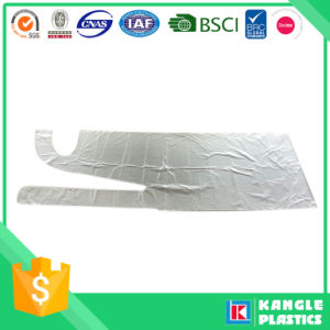 Plastic White Disposable Apron on a Roll pictures & photos