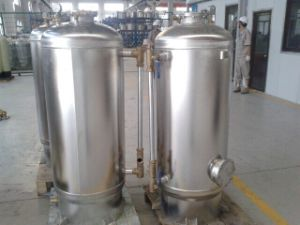 High Performance Stainless Steel Rehardening Water Filter Machine pictures & photos