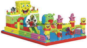 2015 New Design Inflatable Bouncers pictures & photos