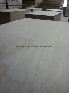 E0 Grade Radiata Pine Plywood for Furniture Use pictures & photos