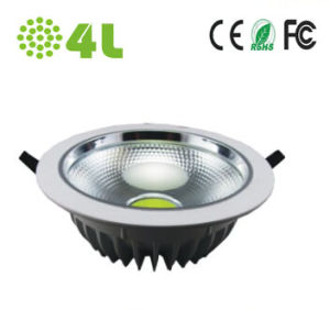 9W 4 Inch LED COB Down Light