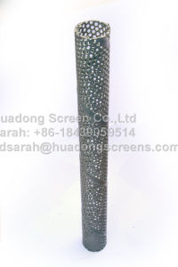 Stainless Steel Drill Pipe Screen for Petroleum Well pictures & photos