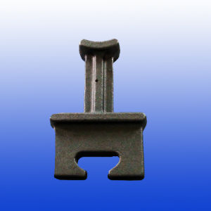 Rail Shoulder for Railway Construct