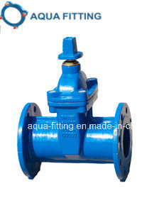 Gate Valve DIN3352 F5 Non-Rising Stem Resilient Seated