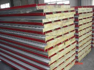 Coloured High Quality EPS Sandwich Panel pictures & photos