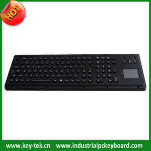 IP65 Vandal Proof Backlight Keyboards with Touchpad