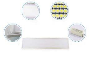 UL Dimmable 24W 40W LED Ceiling Panel Light 300*300mm 600*600mm 300*1200mm AC100-277V LED Panel Lights 120 Degree Indoor Lighting LED Ceiling Lamps pictures & photos