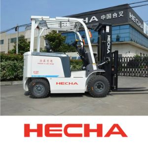 1.5 Ton Four-Wheel Electric Forklift pictures & photos