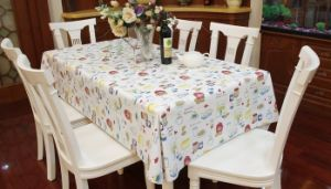 Cartoon Design Table Cloth pictures & photos