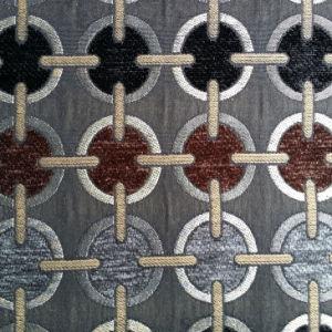 Jacquard Chenille Armchair Fabric