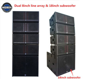 Passive Professional Sound Column Speaker Box Line Array System La-208
