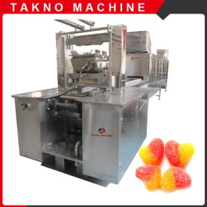 Newest Complete Full Automatic Gummy Jelly Candy Machine for Sale