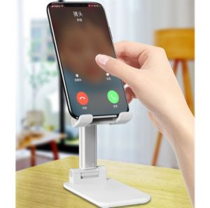 Multifunctional Plastic Desk Portable Table Tablet Flexible Mobile Phone Holder