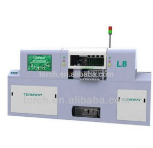 LED Pick and Place Machine / LED PCB Assemble Line L8a pictures & photos