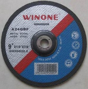 Grinding Wheel for Metal (27A-A) pictures & photos