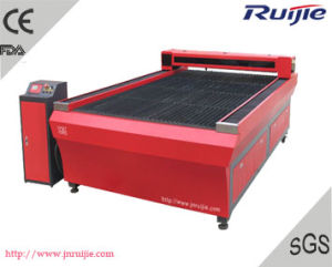 High Speed Belt 3D Laser Engraving and Cutting Machine Rj1625 pictures & photos