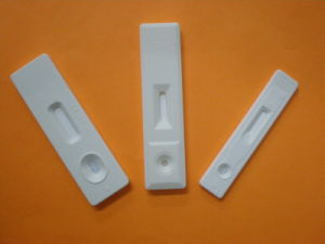 Disposable HIV Rapid Test or HIV Cassette for Hospital Use pictures & photos