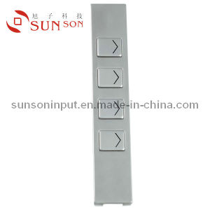 4 Keys Metal Functional Keypad (SFK030A)