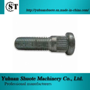 Wheel Bolt, OEM Parts Are Welcome, Made of 40cr