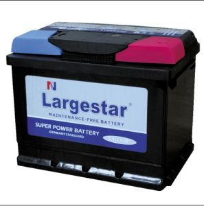 Automotive Battery Truck Car Battery Maintenance Free Battery DIN70 Largestar pictures & photos