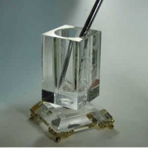 Crystal/Crystal Pen Holder (AOT39)