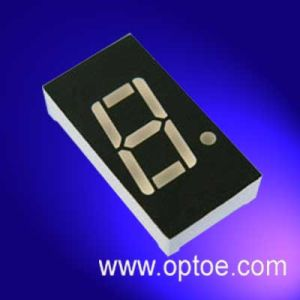 "0.40"" (10.16mm) Single Digit Display"