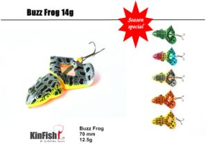 Fishing Tackle Fishing Lure Buzz′n Frog (FBF)