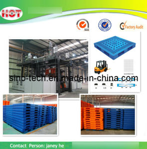 Pallet Extrusion Blow Molding Machine pictures & photos