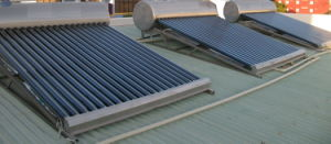 Non-Pressure Solar Water Heater CE Approved pictures & photos