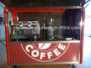 Mobile Coffee Trailer/ Coffee Carts/ Food Cart /Food Trailer/Snack Trailer/Coffee Machine Trailer/Chariot /Catering Trailer with ECE pictures & photos