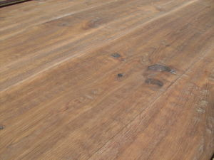 Oak Handscarped White Oiled Engineered Wood Flooring 1900X220X21mm