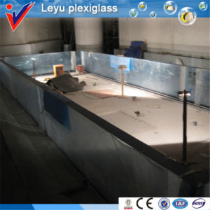 Acrylic Panels for Swimming Pool