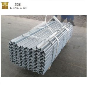 Zinc Coated Steel Highway Guardraiil pictures & photos
