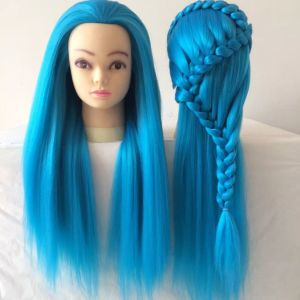 China Yaki Hairdresser Training Mannequin Head Learn Makeup 24inch ...