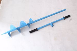 150mm Manual Earth Auger with Removable Handles pictures & photos