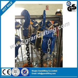 1t to 20t Chain Block Chain Hoist pictures & photos