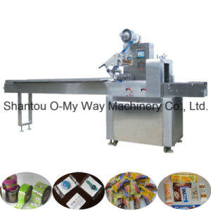 Egg Roll Semi-Automatic Pillow Filling Machine pictures & photos