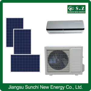 Acdc 50-80% Wall Split Type Home Using Solar Air Conditioner pictures & photos