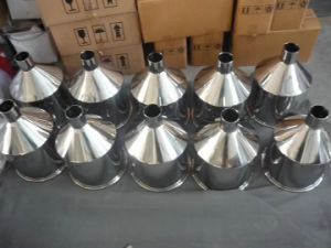 Stainless Steel 304/316L Conical Hopper pictures & photos