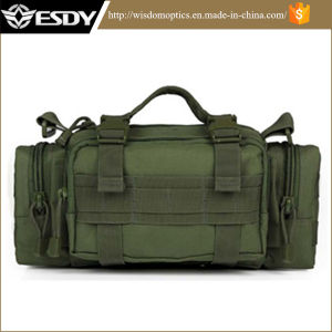 Green Colour Outdoor Sports Shoulder Waist Pouch Multifunction Bag pictures & photos