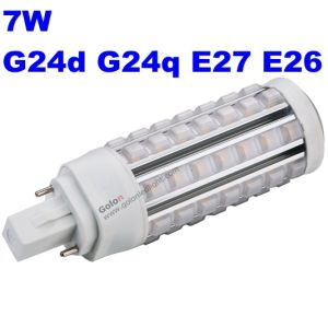 13W CFL 4-Pin LED Replacement Bulbs 7W LED CFL Bulb 100-277V 3 Years Warranty G24q 4-Pin LED pictures & photos