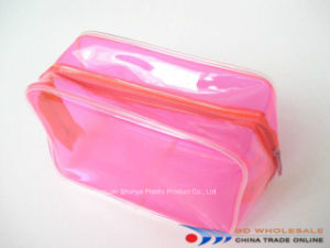 PVC Piping Bag for Packing Cosmetic Skin Care pictures & photos