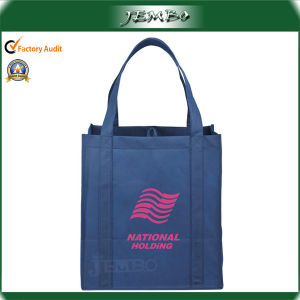Promotional TNT Nonwoven Tote Packaging Bag for Grocery pictures & photos