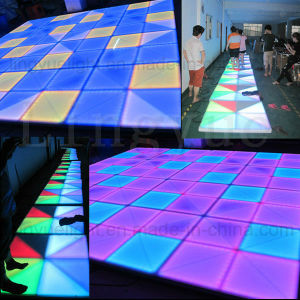 432PCS Color Change DMX LED Dancing Floor Stage Lighting pictures & photos