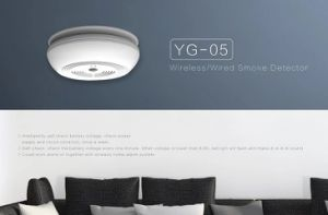 Smoke Detector for Alarm Systems pictures & photos