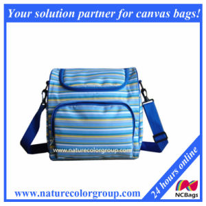300D Polyester Cooler Bag Small pictures & photos