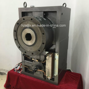 Zlyj Vertical Single Screw Hardteeth Gear Box Extruder Plastic Extrusion Film Blowing pictures & photos
